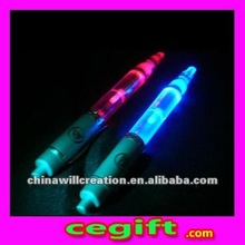 Promotional light up pen