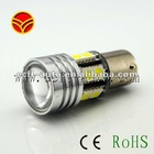 replacement 5w cree with 12smd5050 1157 LED light Bolts car tail light