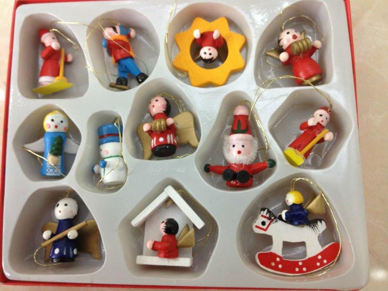 Peque as artesan as de madera de navidad adornos de venta - Adornos navidad por mayor ...