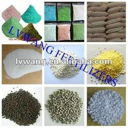 NPK foliar fertilizer+TE / fertigation
