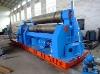 W12 4 roller hydraulic rolling machine, 4 roller plate bending machine, sheet roller machine