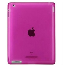 TPU gel case for iPad 2/3 cover case 2012