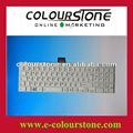 color blanco teclado del ordenador portátil para toshiba satellite l850 c850 servicio ru