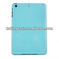 plastic for ipad mini customized logo case