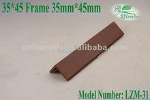 Hot! Wood Plastic Composite 35*45 Frame, sheet materials