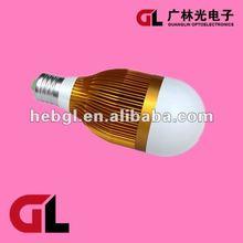 9w Popular High power high brightness factory price LED bulb lamp/ light E27