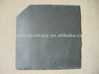 Chinese cheap black roofing slate tile