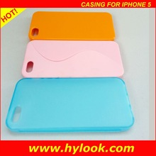 2012 hot selling TPU mobile phone case for iphone5