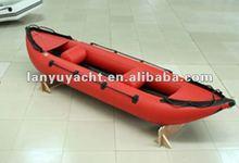 2012 CE pvc kayak inflatable water raft boat
