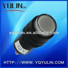 NXD-210 12mm diameter nylon led car alarm led indicator lights