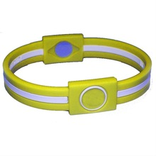 silicone medical alert bracelet for promote