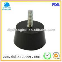 Environmental procection cone standard manufacturer made rubber vibration damper