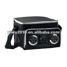 12 Litre Cooler Bag with AM/FM Radio