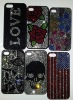 Cell phone case/For iphone5 case/bling luxury phone case