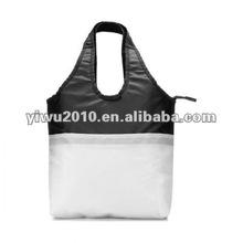 210D polyester shopping cooler bag