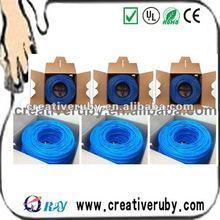 100m/200m/305m Fluke CCAG UTP Cat5e Network Cable PVC 0.57mm Blue