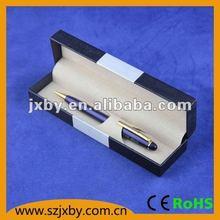 high quality logo ad pen promotion metal ball pen