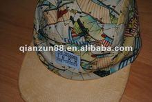 2012 The decades big top city flat brim suede caps hats