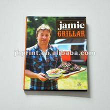 printing souvenir book design with top quality