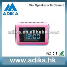 2012 New Arrival Mini Shape USB Mini Speaker Camera ADK1209