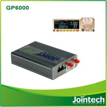 Intelligent GPS Vehicle Tracker GP6000 with GPS Tracker system for Fuel Consumption Monitoring Solution