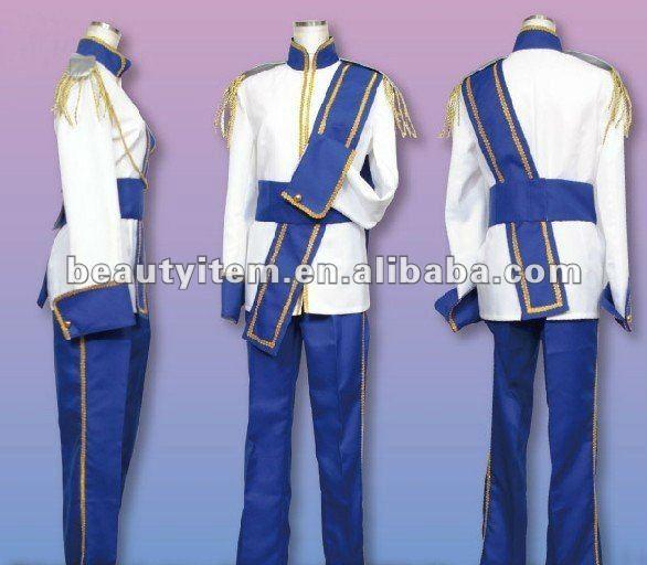 Kaito Vocaloid Costume