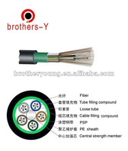 Outdoor armored optical fiber price- GYTS