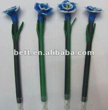 cute polymer clay ball pen