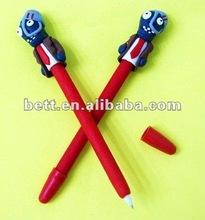 smart kitty polymer clay ballpoint pen