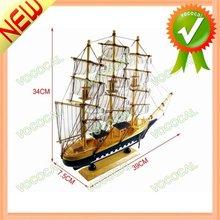 Wooden Ship Model 40CM