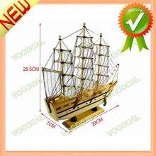 Wooden Ship Model 30CM