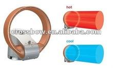 bladeless fan & heater
