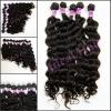 100% malaysian human hair weaving sample order