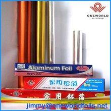 Hot sale aluminum foil composition