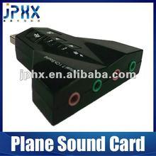 7.1 canali di registrazione cm108 usb 3d virtuale studio audio della scheda audio