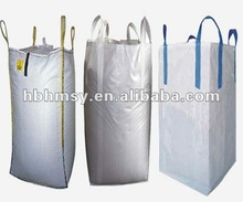 Not used laminated value PP woven container bags