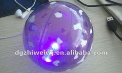 2012 Novelty LED Air Bouncing Ball