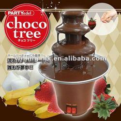Mini Chocolate Fondue Fountain