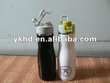 2012 newest stainless steel double wall vacuum flask/vacuum bottle