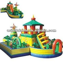 Top Sale Newly 2012 the most popular large inflatable fun city