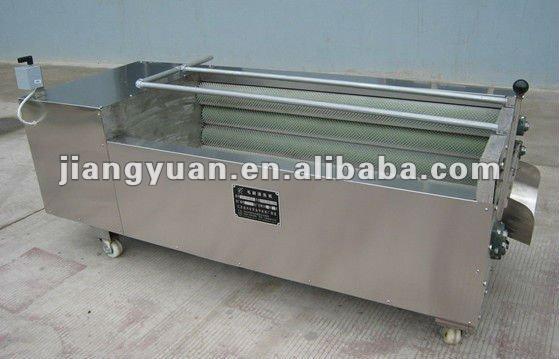 En acier inoxydable oignon peeler / oignon peeling machine