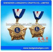2012 Novel Free Religious Medals