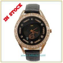 Round shaped 2012 women's vogue watches