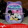 best quality unique school bags with led light flashing