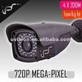 Bas logiciel varifocal d'appareil-photo d'IP de CMS du lux 2xzoom d'IPS-513V 720P