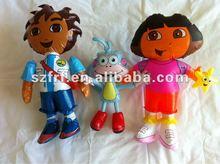 Dora the explorer inflatable Dora