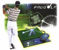 Patented Golf Swing Practice Devices, Golf Chipping Devices