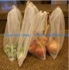 Many Reusable and durable nylon mesh fruit packing bag