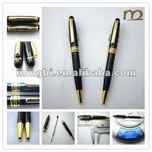 Fashionable metal Retractable Mechanism Ball Pen