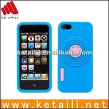 fashion silicon camera case for iPhone 5